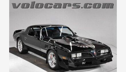 1978 Pontiac Firebird for sale 101209354