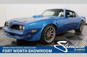 1978 Pontiac Firebird for sale 101218552