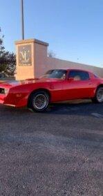 1978 Pontiac Firebird for sale 101252199
