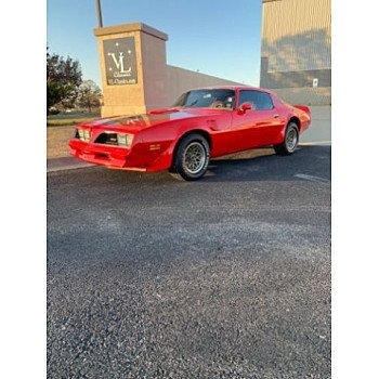 1978 Pontiac Firebird for sale 101252199