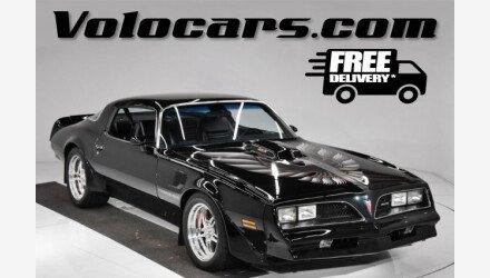 1978 Pontiac Firebird for sale 101317422