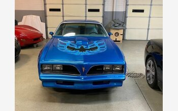 1978 Pontiac Firebird Trans Am for sale 101329903