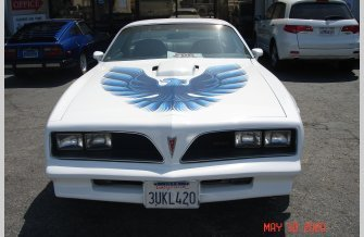 1978 Pontiac Firebird Trans Am for sale 101331652