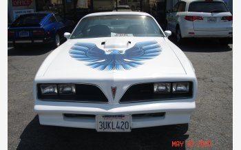1978 Pontiac Firebird for sale 101331652