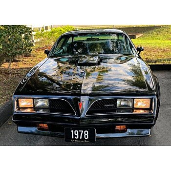 1978 Pontiac Firebird for sale 101356705