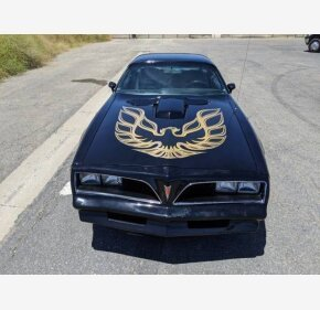 1978 Pontiac Firebird for sale 101360089