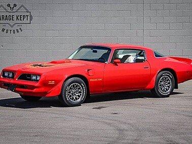 1978 Pontiac Firebird for sale 101364252