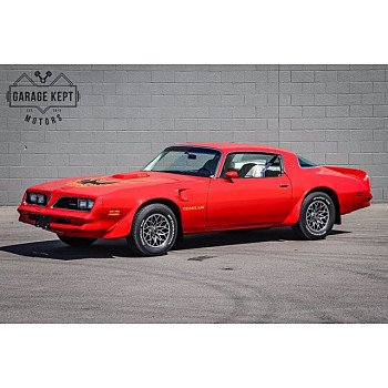 1978 Pontiac Firebird for sale 101364252