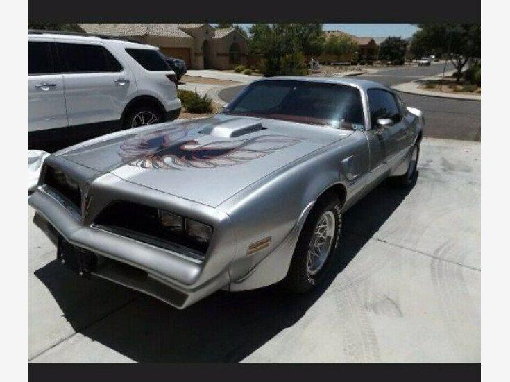 1978 Pontiac Firebird for sale 101364430
