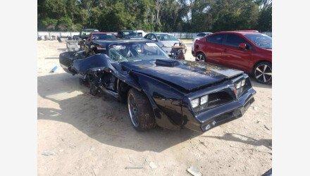 1978 Pontiac Firebird for sale 101402645