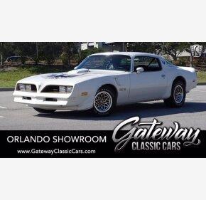 1978 Pontiac Firebird for sale 101416149