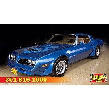 1978 Pontiac Firebird for sale 101418002