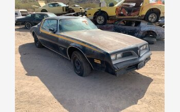 1978 Pontiac Firebird for sale 101431987