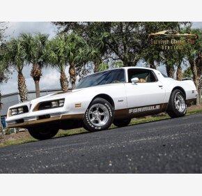 1978 Pontiac Firebird Formula for sale 101457232
