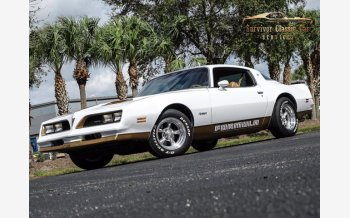 1978 Pontiac Firebird Formula for sale 101457232