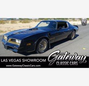 1978 Pontiac Firebird for sale 101463085