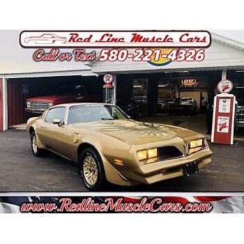 1978 Pontiac Firebird Coupe for sale 101500310