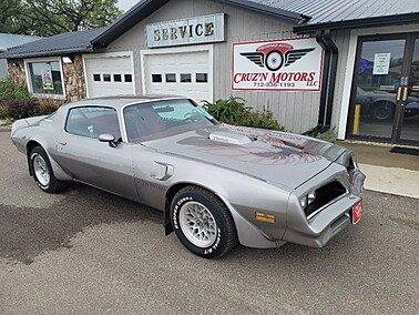 1978 Pontiac Firebird for sale 101513436