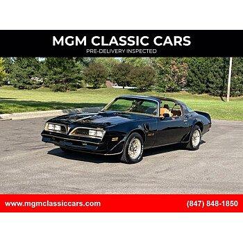 1978 Pontiac Firebird for sale 101593414