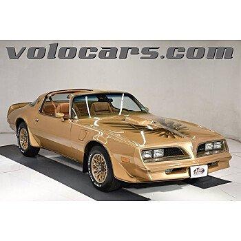 1978 Pontiac Firebird for sale 101601942