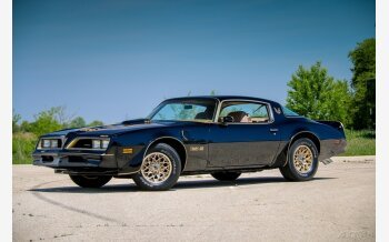 1978 Pontiac Firebird Trans Am for sale 101220491
