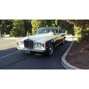 1978 Rolls-Royce Silver Wraith for sale 101107115