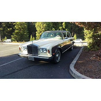 1978 Rolls-Royce Silver Wraith II for sale 101109214