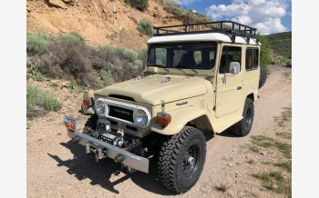 1978 Toyota Land Cruiser for sale 101262503