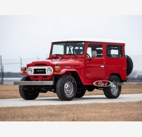 1978 Toyota Land Cruiser for sale 101319707