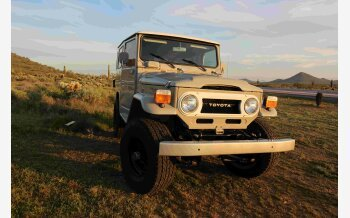 1978 Toyota Land Cruiser for sale 101326559