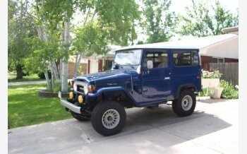 1978 Toyota Land Cruiser for sale 101345355