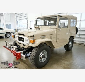 1978 Toyota Land Cruiser for sale 101440939