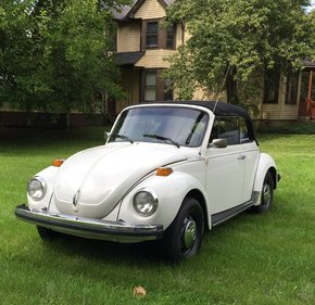 1978 Volkswagen Beetle for sale 100841001