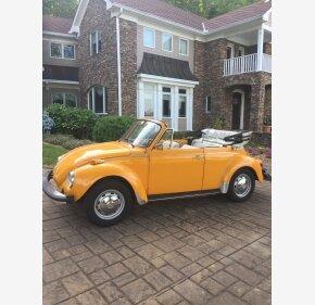 1978 Volkswagen Beetle Convertible for sale 100983050