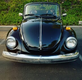 1978 Volkswagen Beetle Convertible for sale 100983537