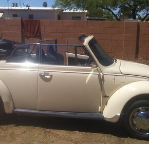 1978 Volkswagen Beetle Convertible for sale 101136785
