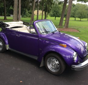 1978 Volkswagen Beetle Super Convertible for sale 101192252