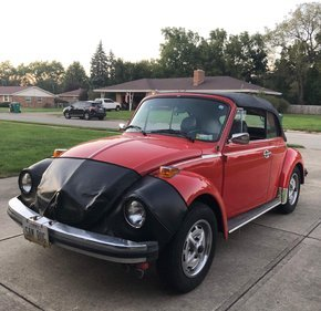 1978 Volkswagen Beetle Convertible for sale 101199983