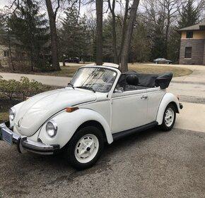 1978 Volkswagen Beetle Super Convertible for sale 101207380