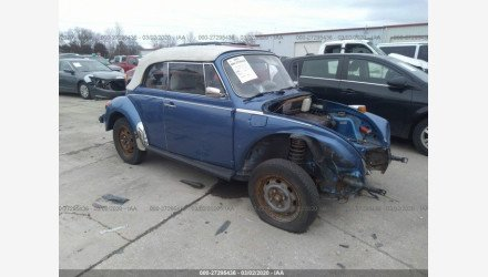 1978 Volkswagen Beetle for sale 101294143