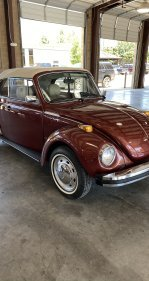 1978 Volkswagen Beetle Super Convertible for sale 101334031