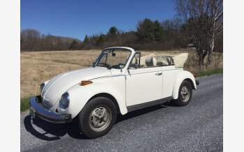 1978 Volkswagen Beetle Super Convertible for sale 101342752