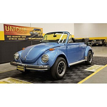 1978 Volkswagen Beetle Convertible for sale 101366671