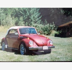 1978 Volkswagen Beetle for sale 101372548