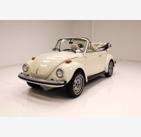 1978 Volkswagen Beetle Convertible for sale 101380564