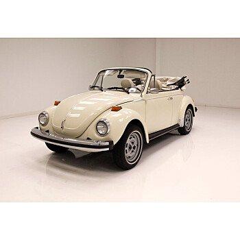 1978 Volkswagen Beetle Convertible for sale 101380564