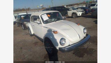1978 Volkswagen Beetle for sale 101408418