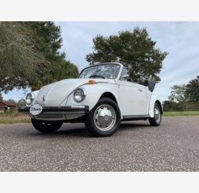 1978 Volkswagen Beetle for sale 101417489