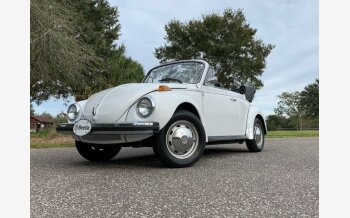 1978 Volkswagen Beetle for sale 101417489