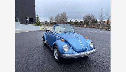1978 Volkswagen Beetle for sale 101436825